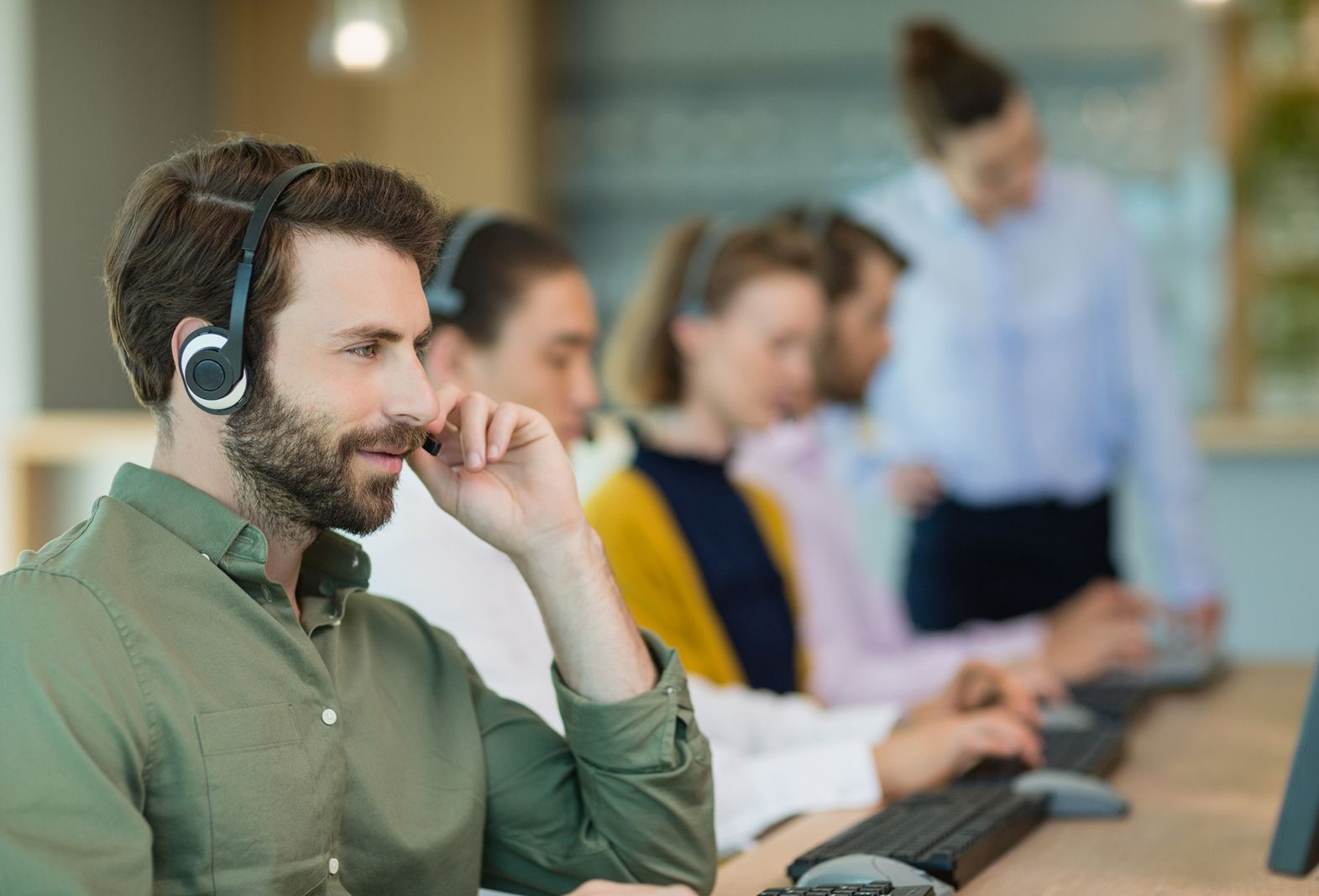 VoIP for FIVE CRM