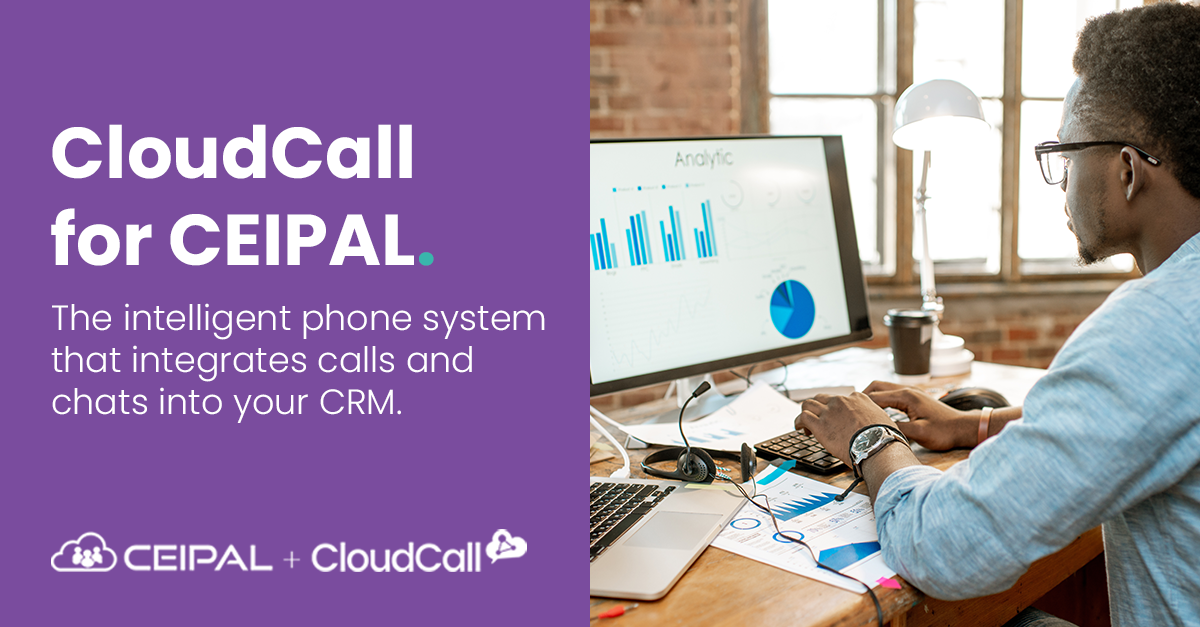 cloudcall for ceipal